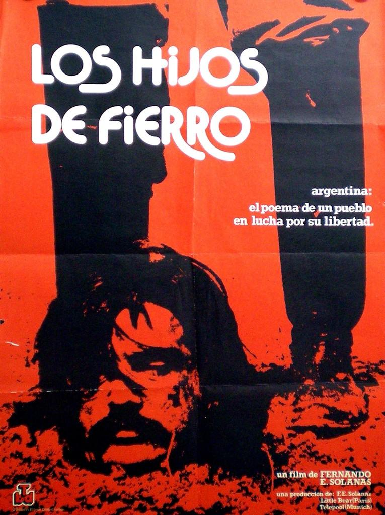 Resultado de imagen de LOS HIJOS DE FIERRO