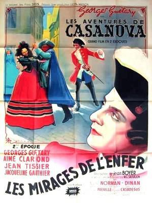 Les Aventures de Casanova - Deuxième époque : Les Mirages de l'enfer