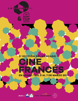 Mercado del Cine Francés y Europeo - Miami - 2017