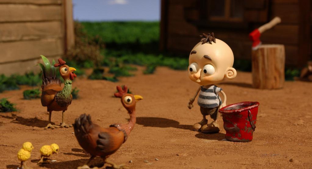 Stuttgart Trickfilm International Animated Film Festival  - 2008