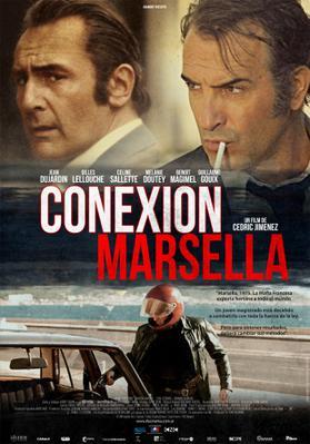 Conexión Marsella - Poster - Argentina