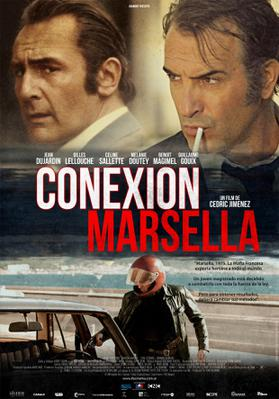 The Connection - Poster - Argentina