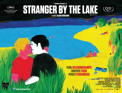 Stranger by the Lake - Poster - The United Kingdom