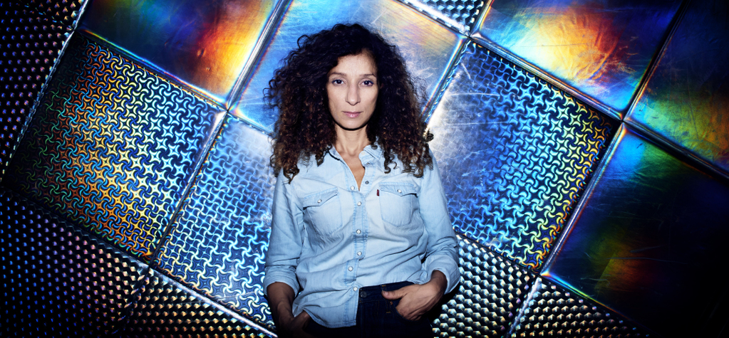 Houda Benyamina, jury member for MyFrenchFilmFestival! - © ©Jean-Baptiste Le Mercier