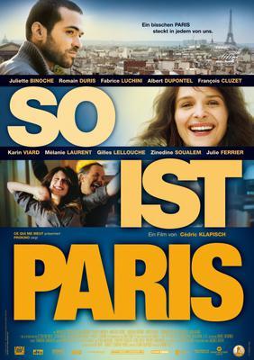 París - Affiche - Allemagne - © ProKino