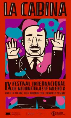 Festival international de moyens-métrages de Valence (La Cabina) - 2016