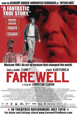 Farewell/フェアウェル さらば、哀しみのスパイ - Poster - USA - © NeoClassics Films
