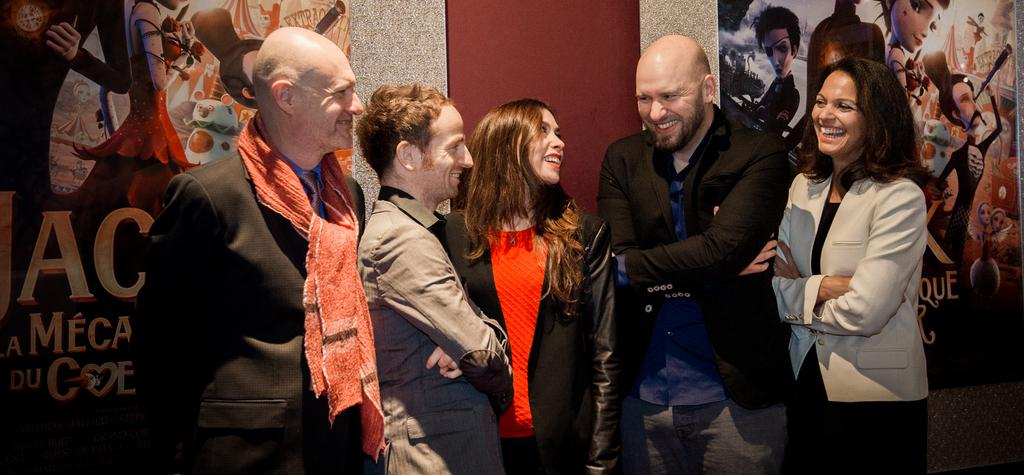 Excellent feedback from the 16th Rendez-vous with French Cinema - © Augustin Detienne/uniFrance films