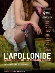 Apollonide - Souvenirs de la maison close - Poster - France