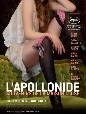 Apollonide - Souvenirs de la maison close - Poster - France