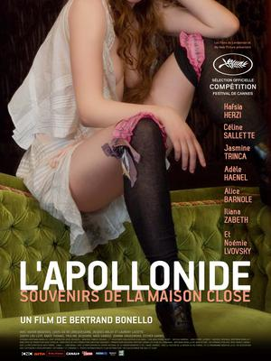 L'Apollonide - Souvenirs de la maison close - Poster - France