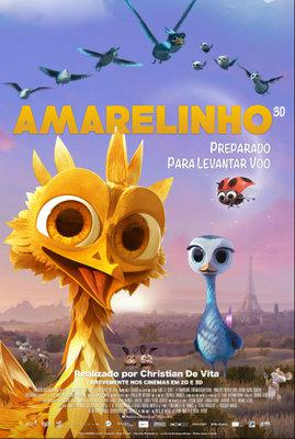 Yellowbird - Poster - Portugal