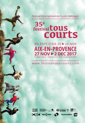 Festival Tous Courts de Aix-en-Provence - 2017