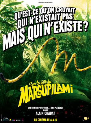 Houba! On the Trail of the Marsupilami - Poster - France