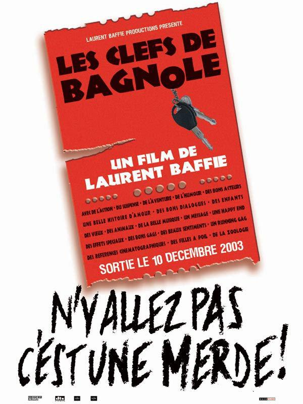 Laurent Baffie Productions - Poster - France