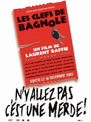 Les Clefs de bagnole / 車の鍵 - Poster - France