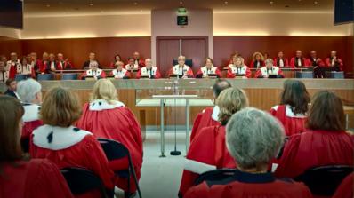 Rendre la justice - © Eden Films - Ladybirds Films