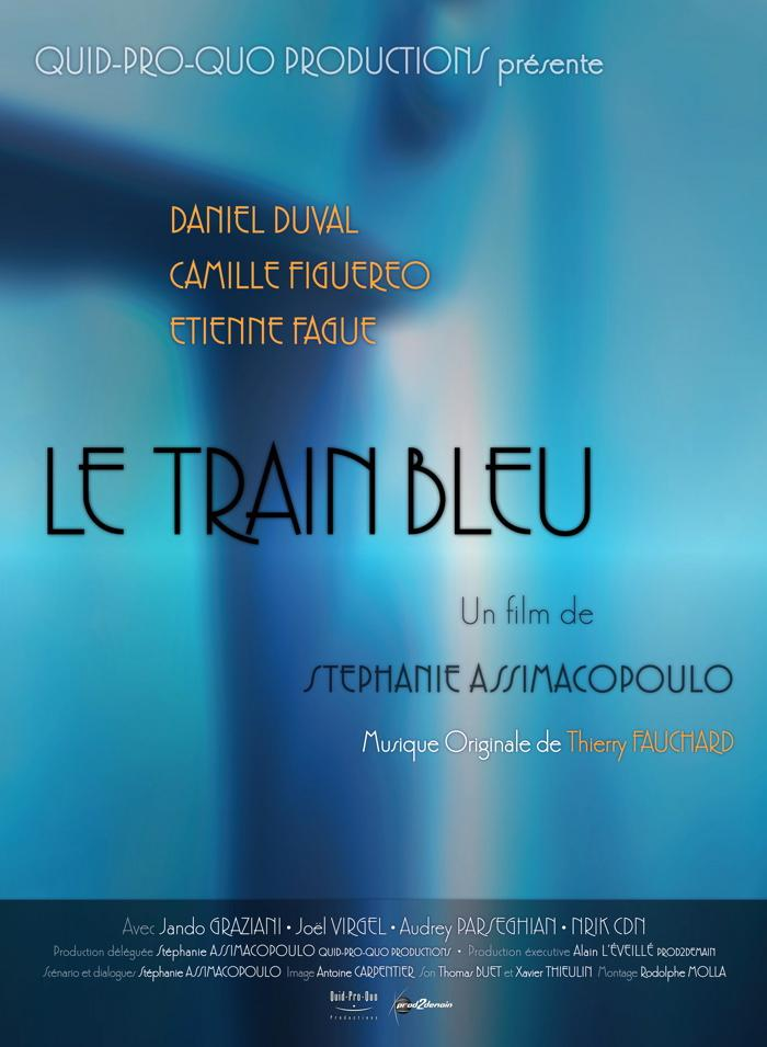 Jocelyne Rivière - © Christophe Rabiers du Villars Quid-Pro-Quo Productions