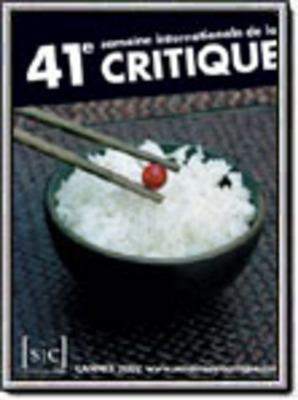 Semana de la Crítica de Cannes - 2002