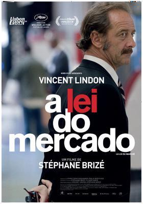 La Loi du marché - Poster - Portugal