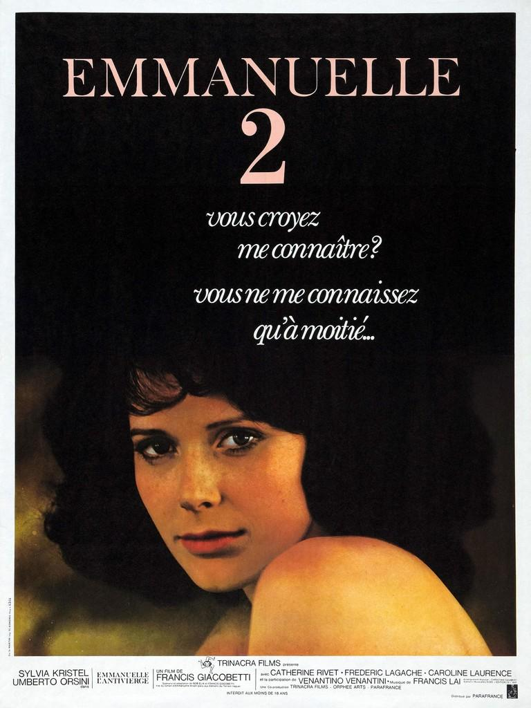 Emmanuelle 2: The Anti-Virgin/The Joys of a Woman