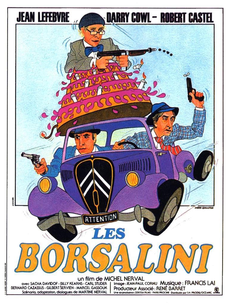 Les Borsalini