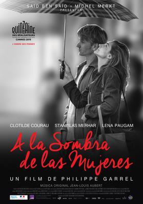 L'Ombre des femmes - Poster - Argentina