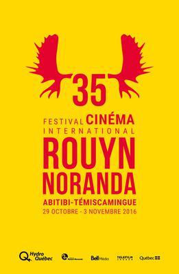 Festival de Cine Internacional en Abitibi-Temiscamingue (Rouyn-Noranda) - 2016