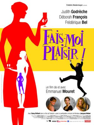 Fais-moi plaisir ! - Poster - France