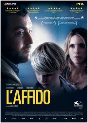 Custodia compartida - Poster - Italy