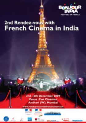 Rendez-vous du cinéma français en Inde - 2009