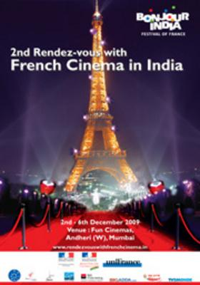Rendez-vous with French cinema in India - 2009