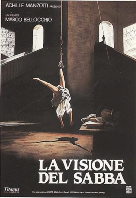 The Witches' Sabbath - Poster - Italie