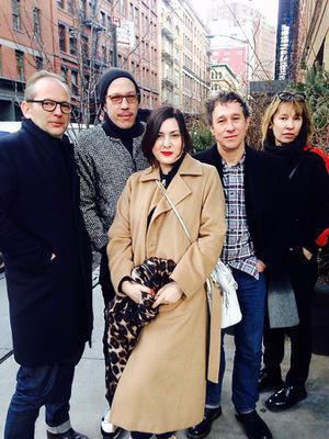 New York Snapshot