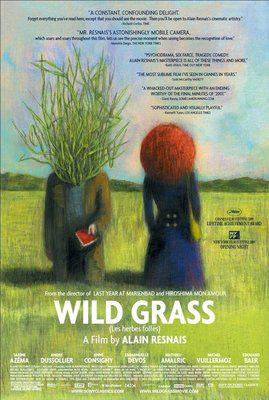 Les Herbes folles - Poster - USA - © Sony Pictures Classics - Usa