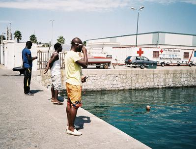 Ceuta, Prison by the Sea