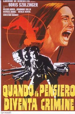 Les Tueurs fous (Le Sexe de la violence) - Poster - Italie