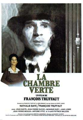 緑色の部屋 - Poster France