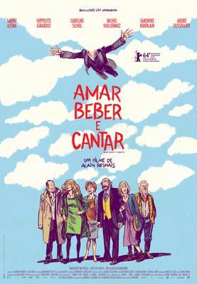Aimer, boire et chanter - Poster - Portugal