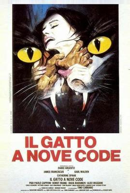 Le Chat à neuf queues - Italy