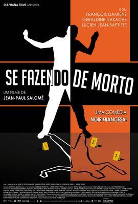 Je fais le mort - Poster - Brazil
