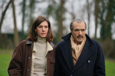 M. & Mme Adelman - © Christophe Brachet