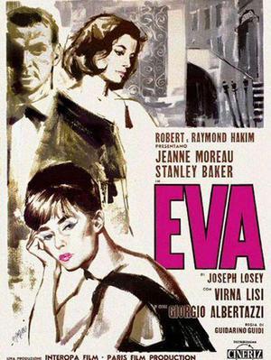 Eva - Poster - Italie