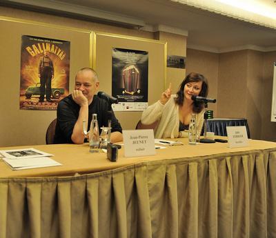 Un festival toujours plus populaire en République tchèque - Jean-Pierre Jeunet/Julie Ferrier