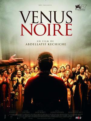 Vénus noire - Poster - France