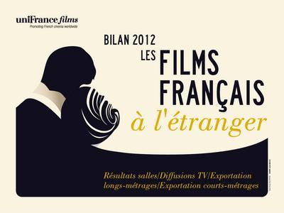 Bilan 2012 du cinéma français à l'international