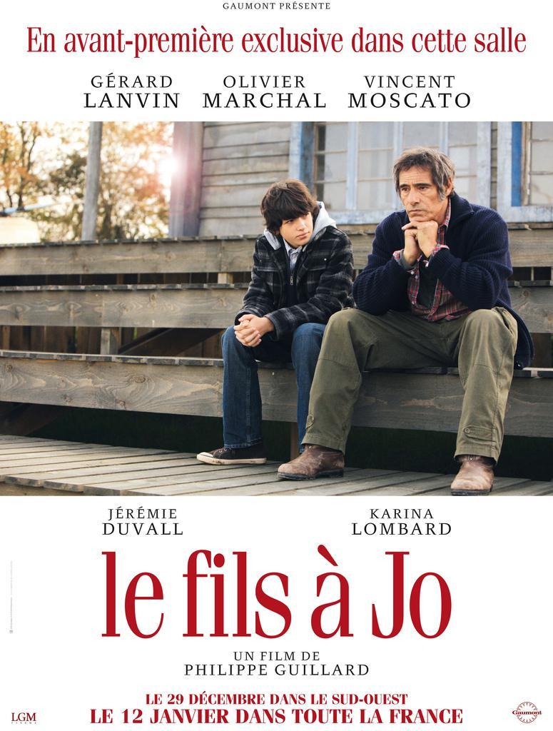 Darren Adams - Poster - France