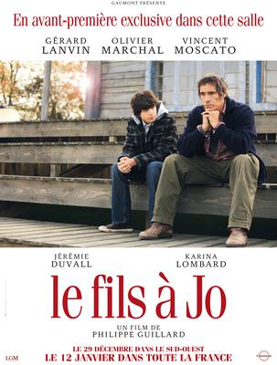Le Fils à Jo - Poster - France