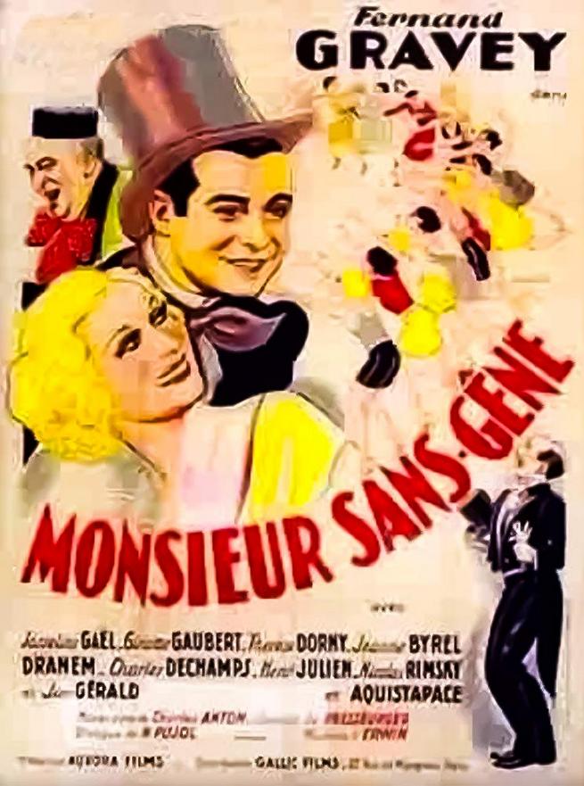 Monsieur Sans-Gêne