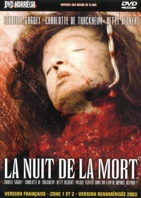 La Nuit de la mort ! - Jaquette DVD France